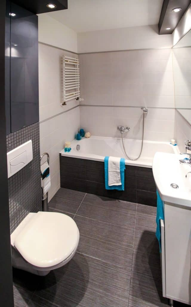 Bathroom Décor For More Upgraded Look