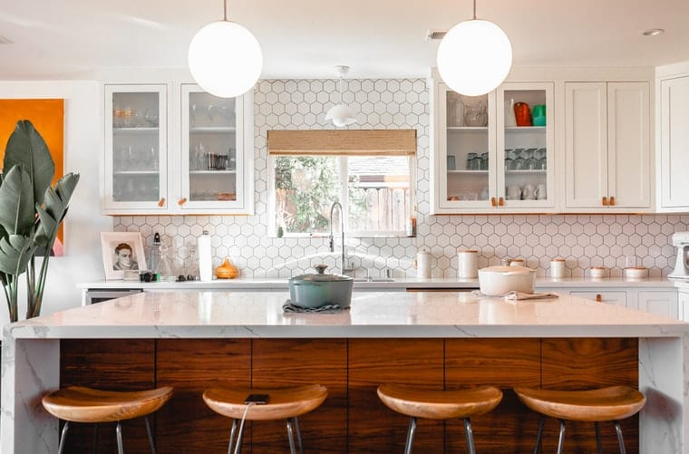 How to Move Kitchen Island