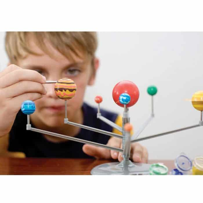 Solar System Model for Kids DIY Set